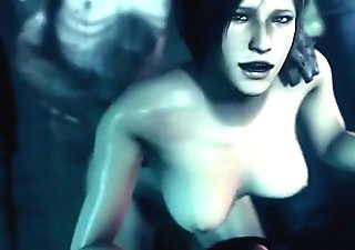 Ada Wong's Sexual Fun 3: Zombie Gangbang {Resident Evil Vids Final}