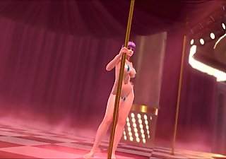 Dead Or Alive Xtreme 3 Ayane Pole Dance
