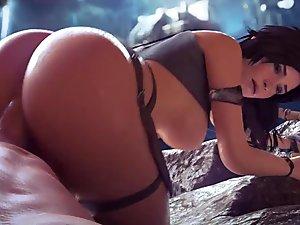 Tomb Raider Was in trouble  Lara Croft